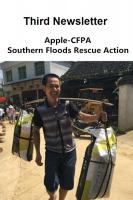 Third Newsletter on Flood Relief Actions in Southern China
