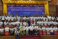Launch Ceremony of CFPA's Myanmar office and Paukphaw Scholarship Project successfully held in Yangon, Myanmar
