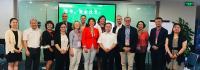PwC Global Senior Partner Delegation Visited China Foundation for Poverty Alleviation