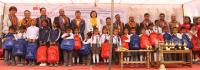 Always with You - 3rd Anniversary of the 2015 Nepal Earthquake & CFPA Schoolbags Distribution and Computer Lab Program