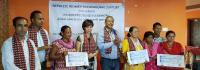 CFPA Nepal office launches the Microfinance Project